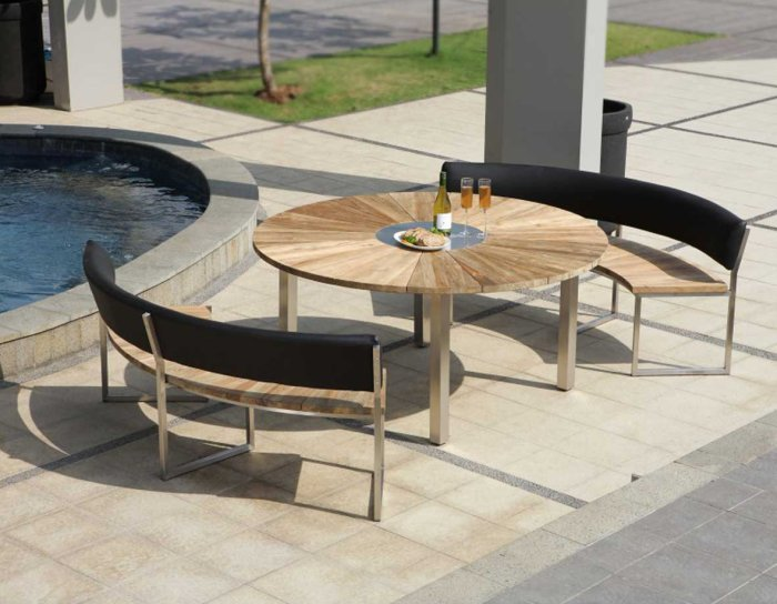 gartenmoebel bank onyx hobi wohnschreinerei ag. Black Bedroom Furniture Sets. Home Design Ideas